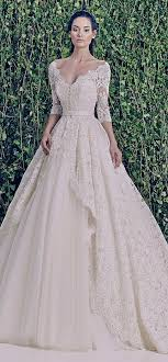 wedding dress brokat zuhair murad wedding dresses rosaurasandoval