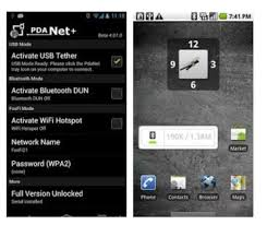pdanet apk 5 best tethering app for android for you roonby