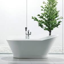 freestanding tub become a dream relaxing object u2014 the homy design