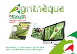 chambre d agriculture de bretagne agrithèque chambres d agriculture de bretagne