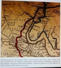 A Map Of Pennsylvania by Jaybird U0027s Jottings Maps Of Potomac Yard
