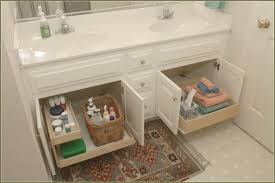 Pull Out Drawers For Bathroom Vanity Bathroom Cabinet Pull Out Shelves Best 25 Under Cabinet Storage