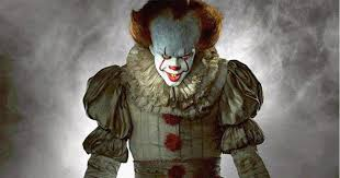 jack the clown halloween horror nights bill skarsgard pennywise clown it not scary real life