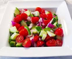 Garden Salad Ideas Cucumber Tomato Salad Summer Salad Ideas Royal Reese