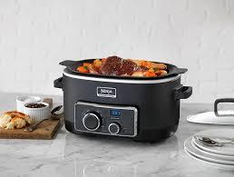 ninja 3 in 1 cooking system mc700 slow cookers online ninja