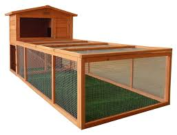 4ft Rabbit Hutch With Run Wooden Rabbit Hutch Available Via Pricepi Com Shop The Entire