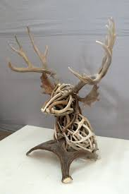 decor incredible collection of antler decor for living rooms