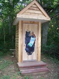 Outhouse Bathroom Ideas by 19 Best Outhouse Designs Outside And Inside Images On Pinterest
