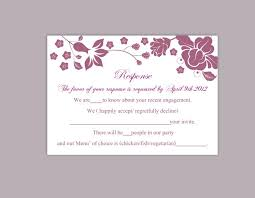free wedding rsvp template diy wedding rsvp template editable word file instant rsvp