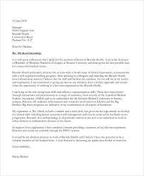 research internship cover letter cover letter for internship