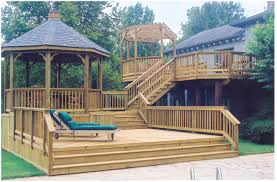 Pergola And Decking Designs by Backyards Amazing Backyard Gazebos Backyard Gazebos Pictures