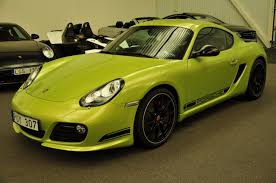 porsche cayman green porsche cayman r 987 laptimes specs performance data