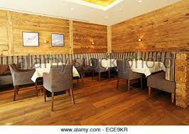 Dining Room At The Modern Dining Room At The Hotel Gotthard In Lech Austria The Modern