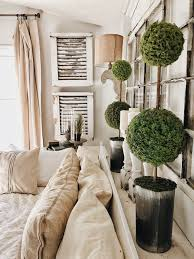 Mantel Topiaries - diy moss ball topiaries topiaries home decor and farmhouse