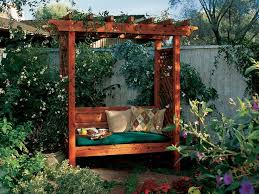 Swing Arbor Plans 3992 Best Images About Garden U0026 Gardening On Pinterest Diy