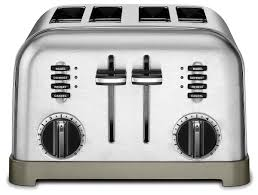 Best Small Toaster 8 Best Wide Slot Toasters In 2017 2 U0026 4 Slice Toaster Reviews