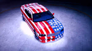 dodge charger us midnight los angeles flag style dodge charger srt8