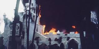 Is There A Six Flags In Pennsylvania Six Flags Haunted Castle Fire Remembered 30 Years Later
