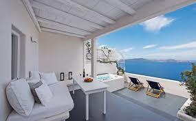 chambre d hote santorin 10 hôtels romantiques à santorin l officiel des vacances