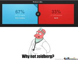 Why Not Zoidberg Meme - why not zoidberg by golowi meme center