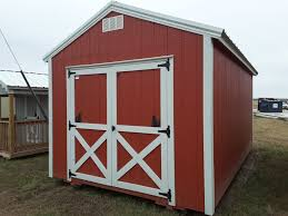 Red Barn Mt Vernon Mo 10x16 Utility Shed Opus145 Aurora Mo 2794 00 Pld