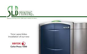 Appliance Colors Slb Printing Xerox Color Press 1000 Installation At Slb Printing
