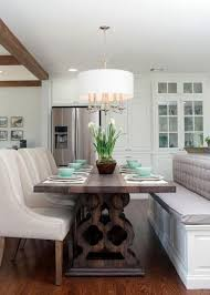 dining kitchen design ideas fixer plain gray ranch made bright and spectacular