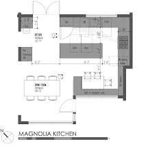 standard kitchen island depth kitchen islands decoration 5 modern kitchen designs principles build blog build llc magnolia kitchen plan