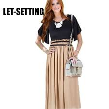 let setting new summer fashion long dress for women party