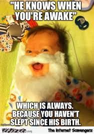 Christmas Funny Meme - funny baby christmas meme pmslweb