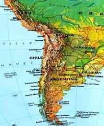 chile physical map engwell chile pg