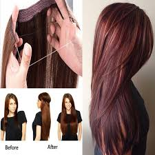 22 inch hair extensions hair clip in on hair extensions 22 inch 55cm