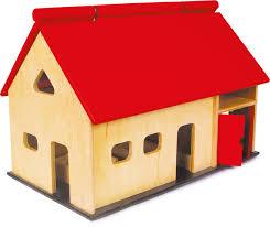 big farm house