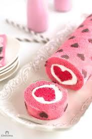 amour et cuisine le gâteau roulé y a de l amour partout partout patisserie cake