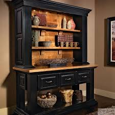 Hutch Kitchen Cabinets Country Sideboard Cool Rustic Kitchen Hutch Buffet In Decorations