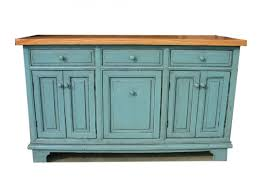 distressed island kitchen chic distressed monarch kitchen island with turquoise blue paint