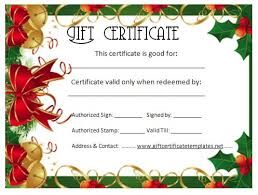 free christmas certificate templates imts2010 info