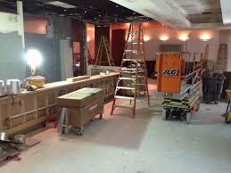 sneak a peek at the construction inside rx boiler room eater vegas
