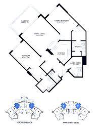 shoreline apartments palm jumeirah dubai penthouses for sale