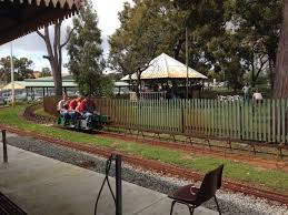 stirling miniature railway perth