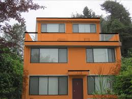 need exterior paint color advise for contemporary house pictures