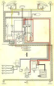 1967 vw bus wiring diagram wiring diagram simonand