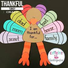 thanksgiving turkey craft thanksgiving writing kindergarten and
