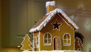 bbc food recipes gingerbread house