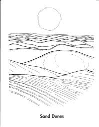 download coloring pages desert coloring pages desert coloring