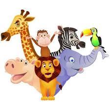 stickers animaux chambre b wunderbar stickers animaux de la jungle pour bebe chambre muraux pas