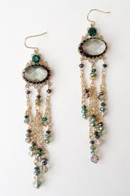 Chandelier Earrings Earrings 186 Best Chandelier Earrings Images On Pinterest Chandelier