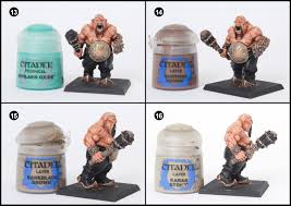 How To Make Light Brown Paint by Tutorial How To Paint Ogre Kingdom U0027s Ogre Bulls Tale Of Painters