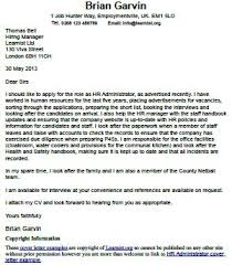sample cover letter for hr position fresh graduates worried clubs gq