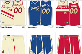 1st look at leaked images of 2015 nba day uniforms